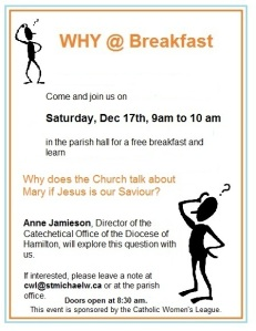 WHY@Breakfast Dec 17,2011