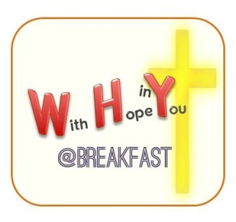 WHY at Breakfast logo