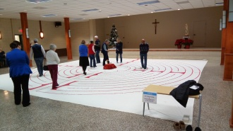 Labyrinth: Seeking God at the centre
